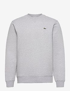 Men s sweatshirt - truien - silver chine/elephant grey