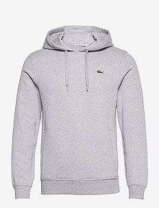Men s sweatshirt - basic sweatshirts - silver chine/elephant grey