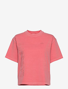 Women s tee-shirt - navel shirts - amaryllis