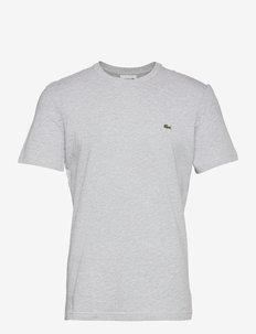 Mens tee-shirt - short-sleeved t-shirts - grey-cca