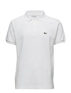 Men s S/S best polo - short-sleeved polos - white-001