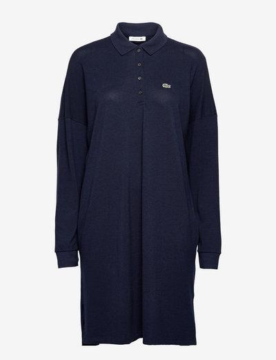 DRESSES - sommarklänningar - navy blue