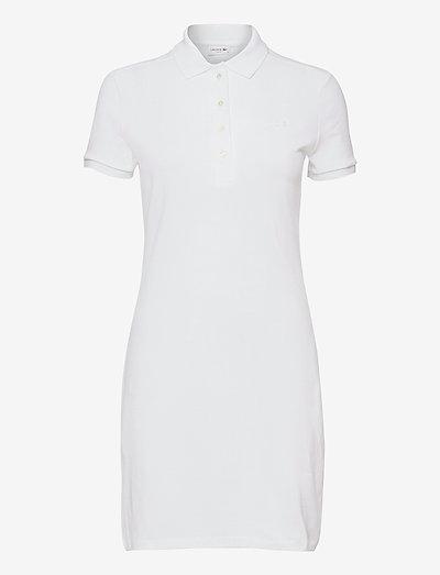 Women s dress - sommerkjoler - white