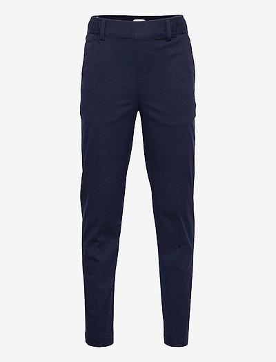 Children leisure trousers - træningsbukser - navy blue