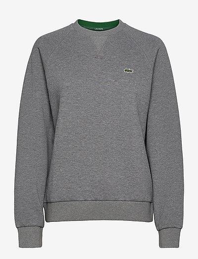 WOMEN'S SWEATSHIRT - sweatshirts - heather lead