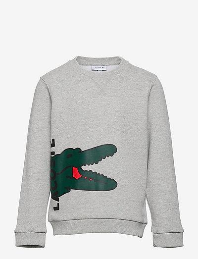 Children sweatshirt - sweatshirts - silver chine/multico