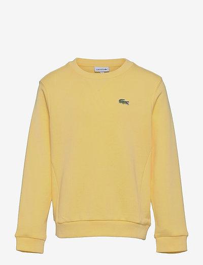 Children sweatshirt - sweatshirts - yellow