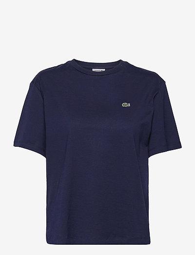 TEE-SHIRT&TURTLE NE - t-shirts - navy blue