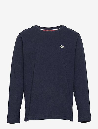 Children tee-shirt - langærmede t-shirts - navy blue