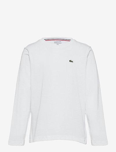 Children tee-shirt - langærmede t-shirts - white