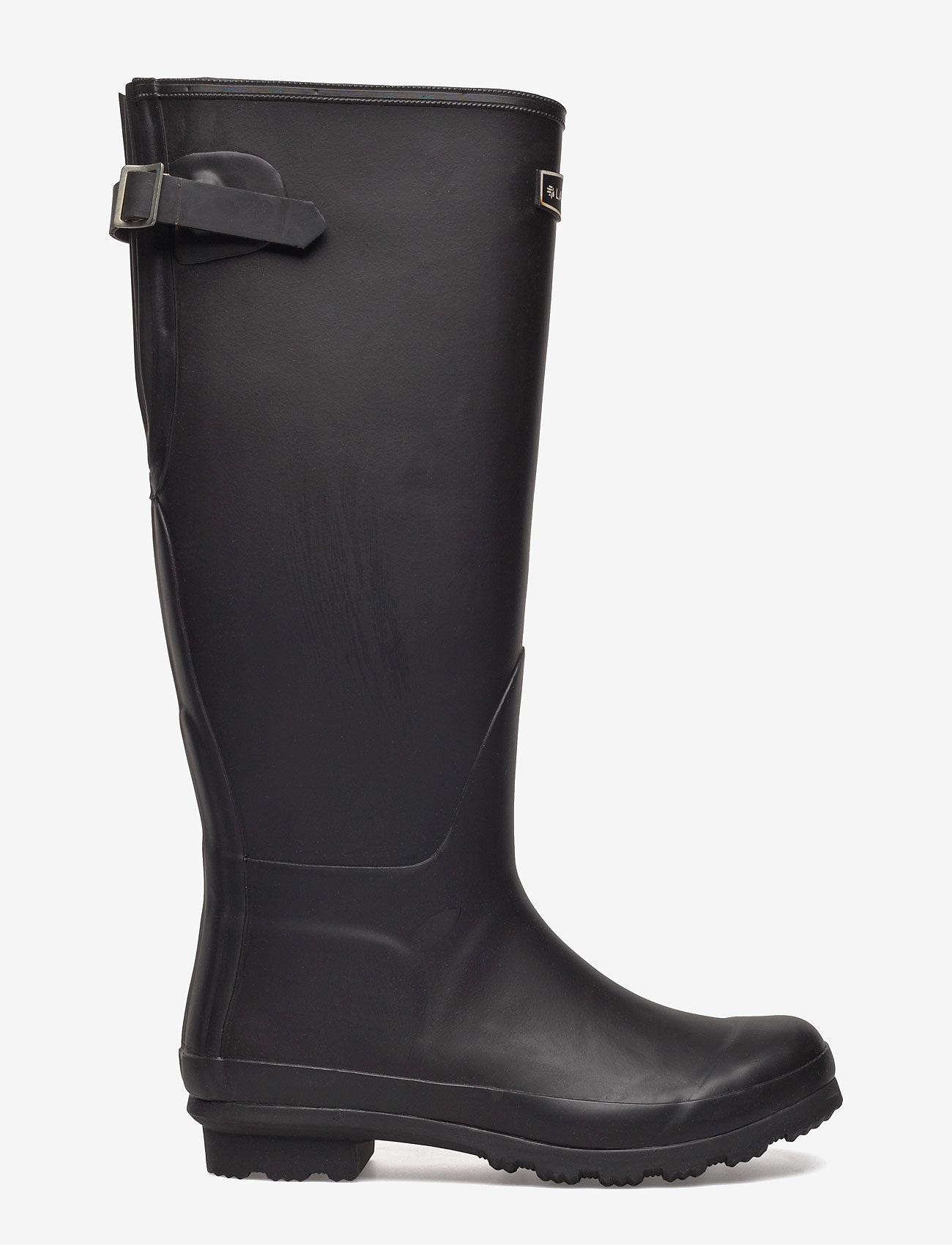 "LaCrosse - Welly 16"" - regnstövlar - black matte - 1"