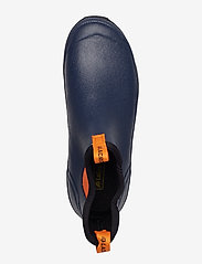 "LaCrosse - Hampton Men's 6"" - gummistiefel - navy/popsicle orange - 3"