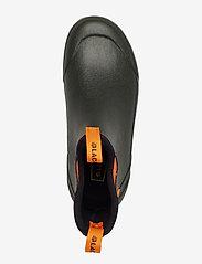 """LaCrosse - Hampton II Women's 6"""" - rain boots - rosin-green/popsicle orange - 3"""