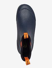 "LaCrosse - Hampton II Women's 6"" - rain boots - navy/popsicle orange - 3"