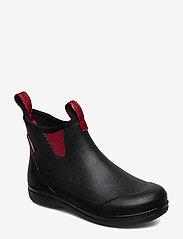 """LaCrosse - Hampton II Women's 6"""" - bottes de pluie - black/maroon - 0"""