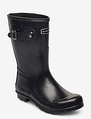"""LaCrosse - Welly 10"""" - regenlaarzen - black matte - 0"""