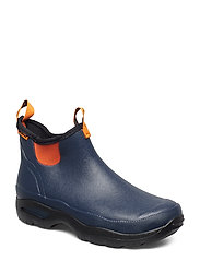 "Hampton Men's 6"" - NAVY/POPSICLE ORANGE"