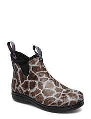 "Hampton II Women's 6"" - GIRAFFE PRINT NEW"