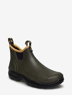 "Hampton Men's 6"" - rain boots - green"