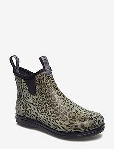 "Hampton II Women's 6"" - rain boots - leo ii print"