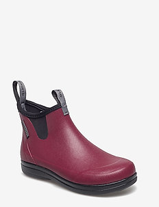 "Hampton II Women's 6"" - rain boots - maroon"