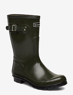 "Welly 10"" - rain boots - rosin green"