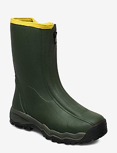 "Alphaburly Pro Men's 12"" Front - gummistiefel - forest green"
