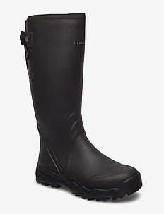 "Alphaburly Pro Women 15"" - rain boots - estate brown"