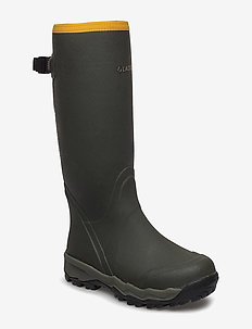 "Alphaburly Pro Women 15"" - rain boots - forest green"