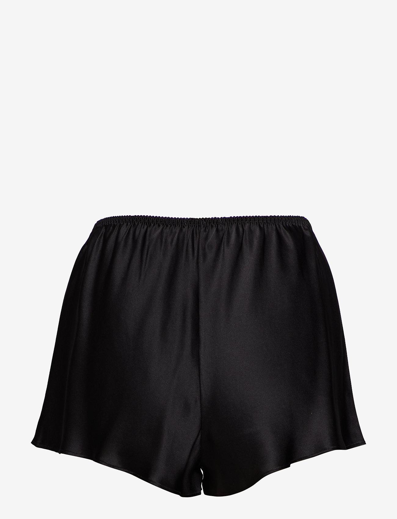 Lady Avenue - Pure Silk - French knickers - szorty - black - 1