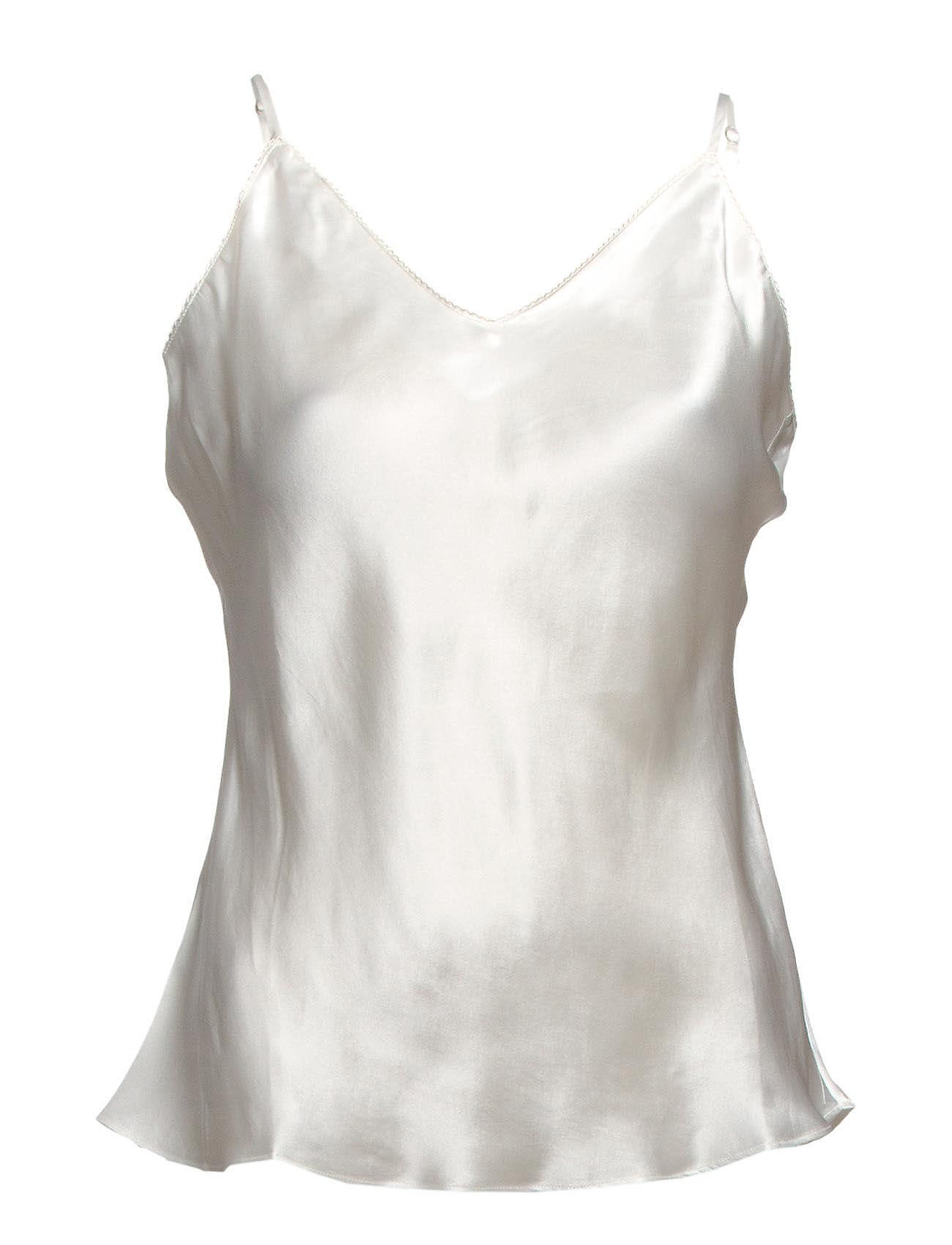 Image of Camisole Top Hvid Lady Avenue (3412634247)