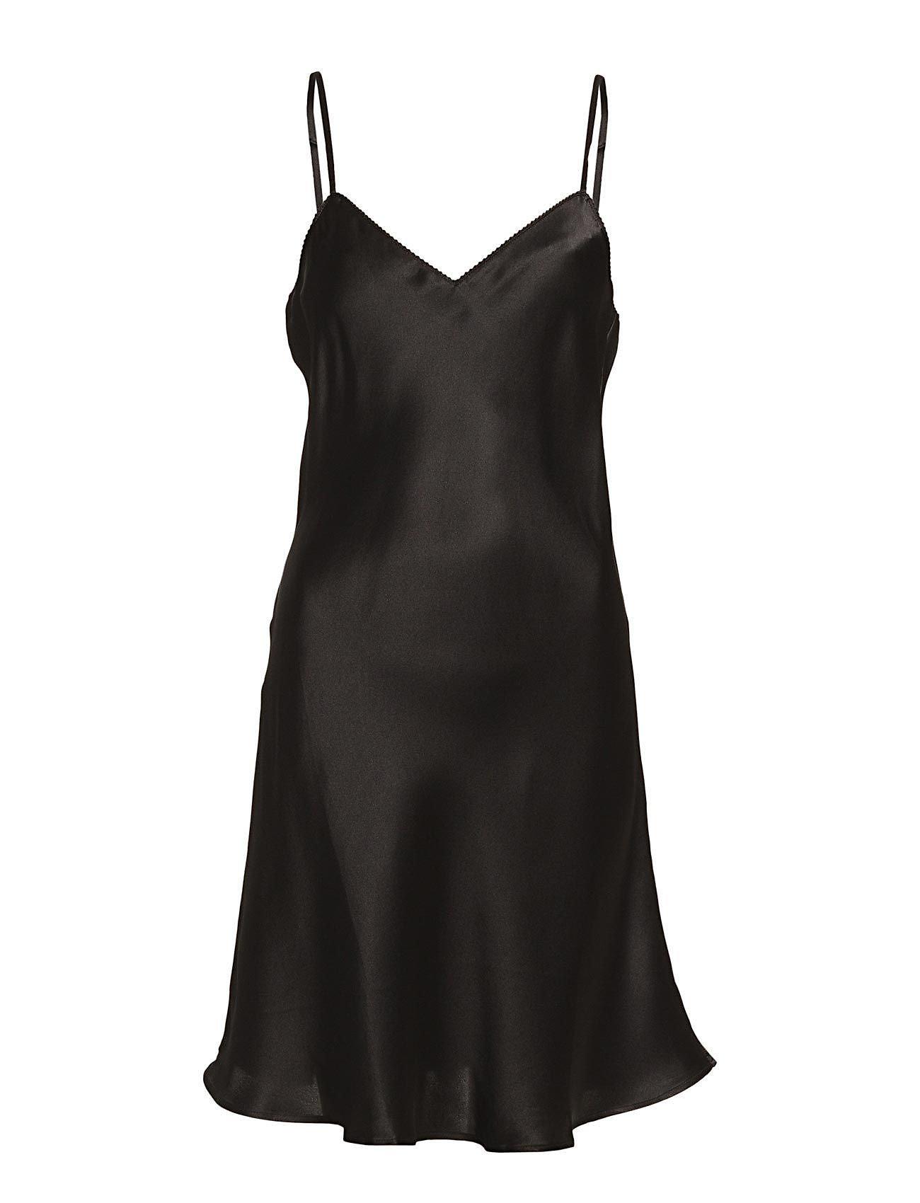 Lady Avenue Pure Silk - Slip w.cording