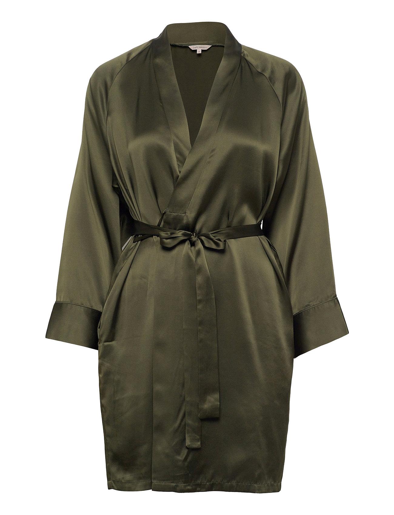 Lady Avenue Kimono - DEEP FORREST