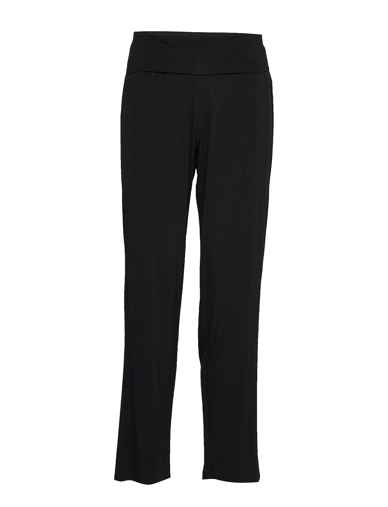 Lady Avenue Bamboo Yoga Pants - BLACK