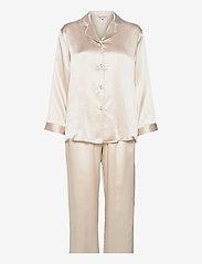 Pure Silk - Basic Pyjamas - BAILEY