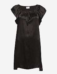 Lady Avenue - Baby Doll - nightdresses - black - 1