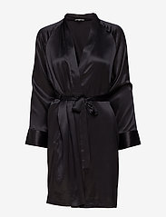 Lady Avenue - Kimono - bathrobes - black - 1