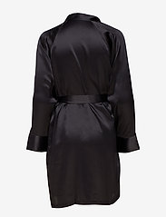 Lady Avenue - Kimono - bathrobes - black - 2
