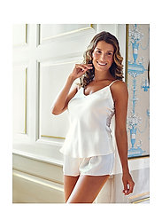 Lady Avenue - Camisole - góry - off-white - 0