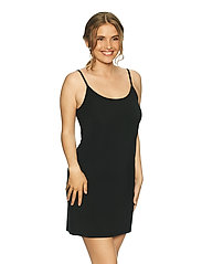 Lady Avenue - Basic Slip - bodies & slips - black - 2