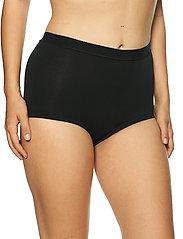 Lady Avenue - Short Bamboo Panty - broekjes - black - 4