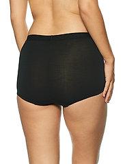 Lady Avenue - Short Bamboo Panty - broekjes - black - 5