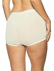 Lady Avenue - Short Bamboo Panty - broekjes - off-white - 4