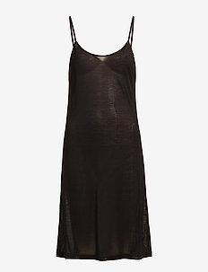 Slip - chemises de nuit - black