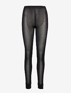 Long tights - nederdelar - black