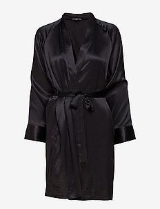 Kimono - bathrobes - black