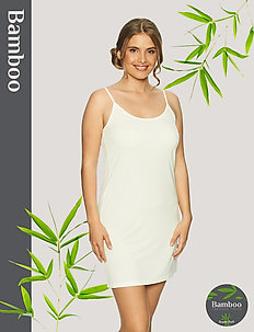 Basic Bamboo Slip - bodies & slips - off-white