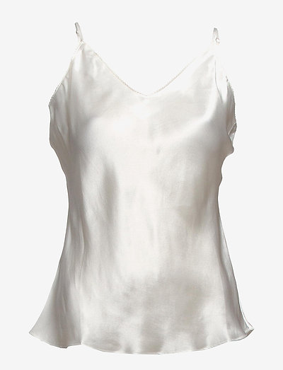 Camisole - tops - off-white