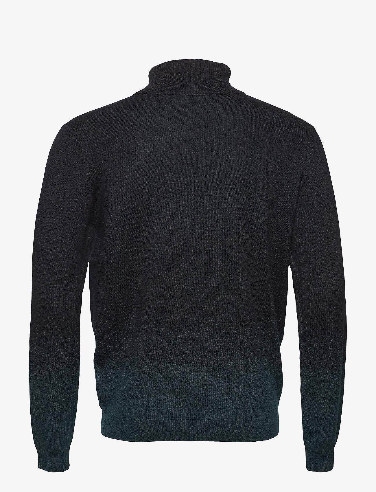 Lagerfeld Roll Neck - Knitwear