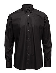 SHIRT SLIM - 990-BLACK